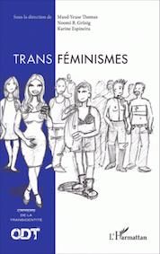 "Couverture : ""Transféminismes"" (Harmattan, 2015)"