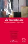 Couverture : La Transidentité, de l'espace médiaque à l'espace public