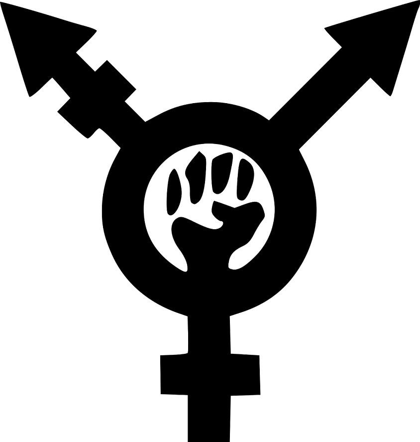 Transfemism symbol