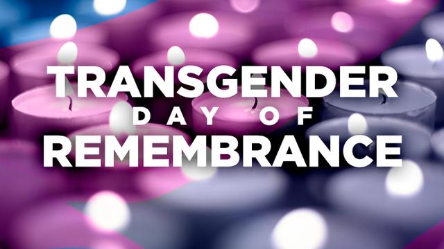 Le TDOR, Jour du souvenir trans